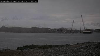 Webcam Torgersen Island