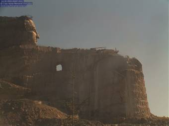 Crazy Horse Memorial, South Dakota Crazy Horse Memorial, South Dakota one hour ago