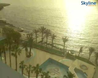Webcam Baia di San Paolo