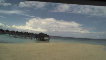 Webcam Funamadua (Gaafu Alif Atoll)