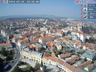 Webcam Veszprém