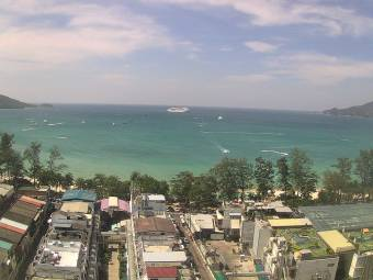 Webcam Patong Beach (Phuket)