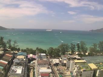 Webcam Patong Beach (Phuket)