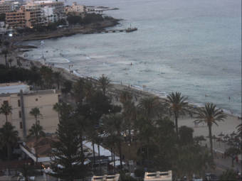 Webcam Cala Millor (Majorca)
