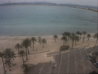 Webcam S'Arenal (Mallorca)