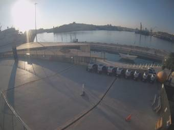 Senglea and the Boatyard