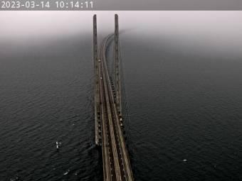 Webcam Øresund Bridge