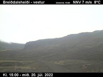 Breiðdalsheiði Breiðdalsheiði 4 minutes ago