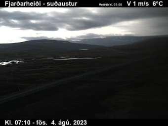 Fjarðarheiði (Heiðarvatn) Fjarðarheiði (Heiðarvatn) vor 13 Minuten