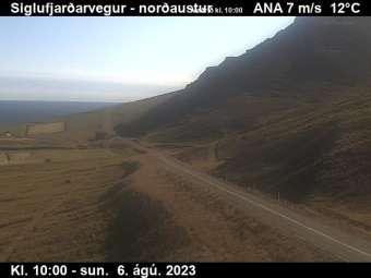 Siglufjörður Siglufjörður vor 49 Minuten