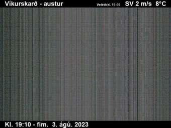 Víkurskarð Víkurskarð 15 minutes ago
