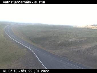 Vatnsfjarðarháls Vatnsfjarðarháls vor 2 Minuten