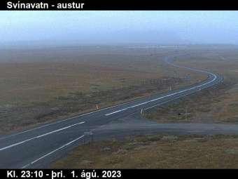 Webcam Svínavatn