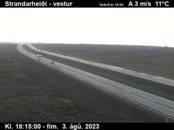 Strandarheiði Strandarheiði 9 minutes ago