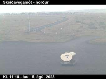 Webcam Skeiðavegamót