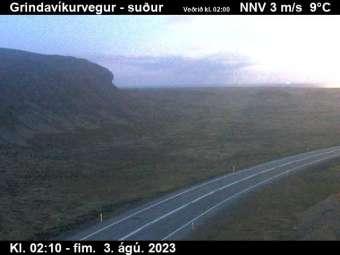 Grindavík Grindavík vor 3 Minuten
