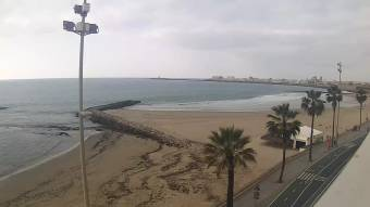 Webcam Cádiz