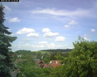 Webcam Fränkisch-Crumbach
