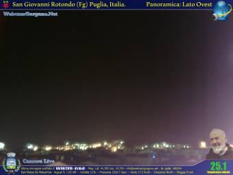 Webcam San Giovanni Rotondo