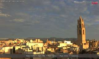 Webcam Reus: City View