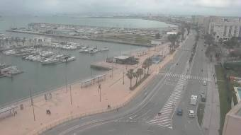 Webcam La Línea de la Concepción