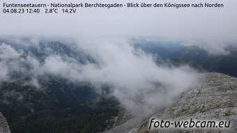 HD Foto-Webcam Funtenseetauern
