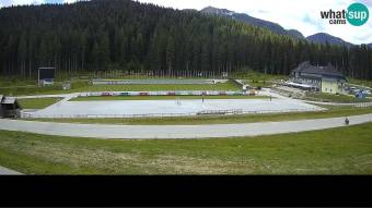 Webcam Pokljuka