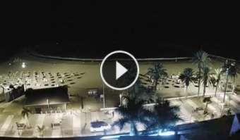 Webcam Playa de las Americas (Tenerife)