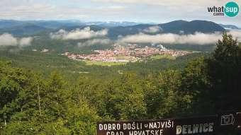 Webcam Delnice
