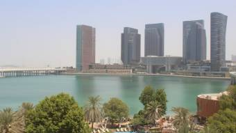 Webcam Abu Dhabi