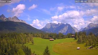 Webcam Seefeld in Tirol