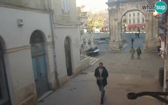 Webcam Pula