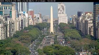 Webcam Buenos Aires