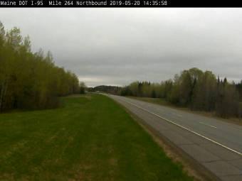 Webcam Sherman, Maine
