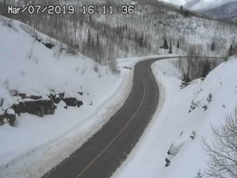 Webcam McClure Pass, Colorado