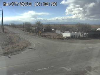 Webcam Hooper, Colorado