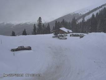Webcam Berthoud Pass, Colorado