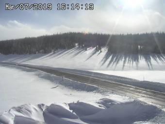Webcam Spring Creek Pass, Colorado