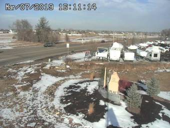 Webcam Berthoud, Colorado