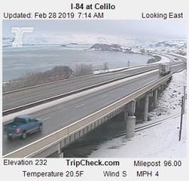 Webcam Celilo Village, Oregon