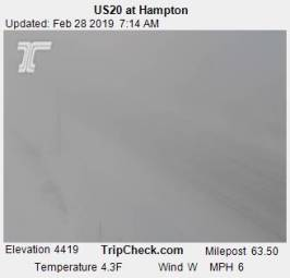 Webcam Hampton, Oregon