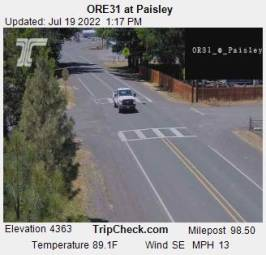 Paisley, Oregon Paisley, Oregon 45 minutes ago