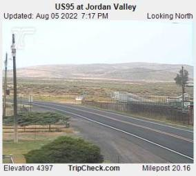 Webcam Jordan Valley, Oregon