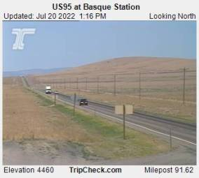 Webcam Basque, Oregon