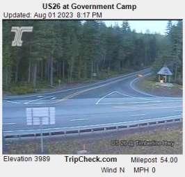 Government Camp, Oregon 53 minutes ago