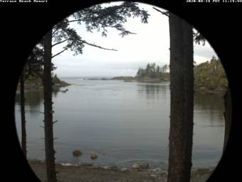 Webcam Ucluelet