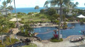 Webcam Princeville, Hawaii