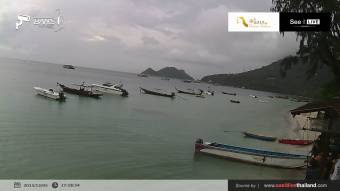 Webcam Koh Tao