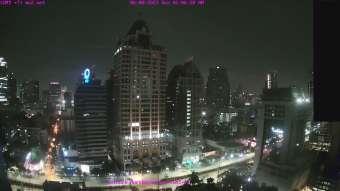 Bangkok one hour ago