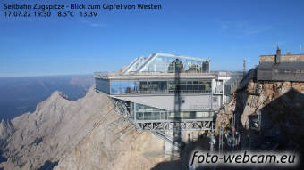 Zugspitze 33 minutes ago